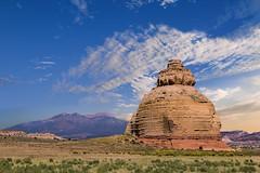 USA  Utah  Church  Rock (charles.duroux) Tags: nyip