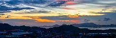 Fantastic Sunset, Shenzhen Bay HK (kcma17) Tags: sunset beach water sky blue red art fantastic marvelous intriguing fantastical beautiful clever subtle fine wonderful brilliant excellent splendid amazing remarkable landscape night