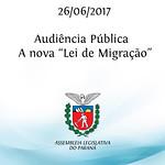 Comissão dos Direitos Humanos e da Cidadania 26/06/2017