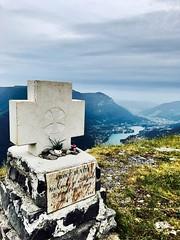 Vista  dal monte sparavera (manuel_caruso) Tags: lago croce bergamo montagne panorama vetta lake mountain