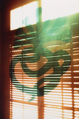 Fujica ST LA Police Museum SLA (▓▓▒▒░░) Tags: la losangeles highlandpark lapd police museum vintage classic retro analog mechanical camera japan 35mm film cop 50 prison jail sla patty hearst color