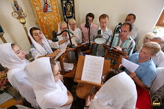 060. The Feast of Saint John, Wonder-worker of Shanghai and San Francisco in Adamovka Village / Свт. Иоанна Шанхайского в Адамовке 02.07.2017