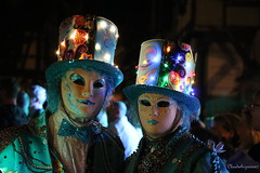Carnival of Venice 2017 - Riquewhir, Alsace, France (2) (Cloudwhisperer67) Tags: canon fantastic carnival riquewihr alsace france 2017 parade 760d venetian masquerade ball masked mask venise venezzia venice italy cloudwhisperer67 fest great colors flashy incredible amazing photgraphy love lovely adorable red blue yellow orange robes robe costume costumes bal masqué divine comedy women girls girl woman splendid nigth light lights urban city cityscape magic magical moment poetry image photography fantasy bokeh travel trip color people carnaval art fun europe europa 760 vénitienne rêveries vénitiennes night nightscape