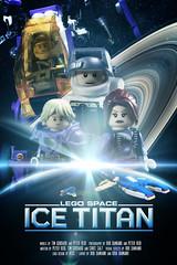 Ice Titan (Rogue Bantha) Tags: lego iceplanet legospace space commanderbear titan