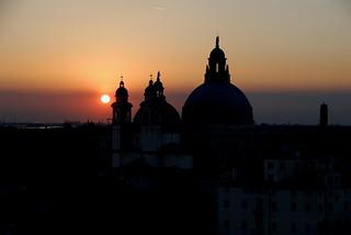 Tramonto (sunset)