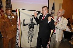 Special Guest, Olympic Gold Medalist, Billy Mills