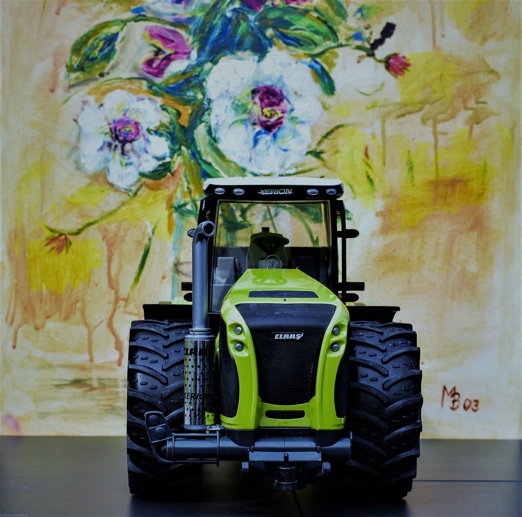 ausmalbilder traktor claas xerion  malvorlagen claas