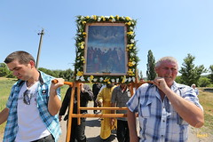 61. Cross Procession to the Skete of Saint John, Wonder-worker of Shanghai and San Francisco / Крестный ход в скит святителя Иоанна Шанхайского 01.07.2017