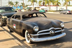 Mooneyes Open House 2017 (USautos98) Tags: 1950 ford shoebox leadsled hotrod streetrod custom rockabilly