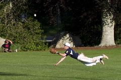 Diving Catch (brucetopher) Tags: orleans orleans308 american legion americanlegion americanlegionbaseball baseball ballplayer baseballplayer ballfield baseballdiamond baseballfield diamond bigdiamond youth sports sport kidssports youthsport highschool athlete athletes athletic ball field park ballpark player play passtime pasttime game contest summer