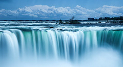 Niagara Falls  / Canada 2017 (zilverbat.) Tags: canada travel niagarafalls waterfront waterfall cinematic water zilverbat tripadvisor nature hotspot niagara unescoheritage unesco canon longexposurewater lebyday nd110 lee le timelife tourist town tourism outdoor heritage flowing urbannature landscape impressive landmark niagarawaterfallen classic map trip exposure niagarawatervallen waterval horseshoefalls