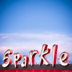 Sparkle Cleaners (Shakes The Clown) Tags: 500px bakersfield blue california canon5dmarkii cleaners flickr font illumination lights marcshur neon old red retro shop signgeeks signlanguage signage signs smugmug store typography vintage marcshurphotographycom