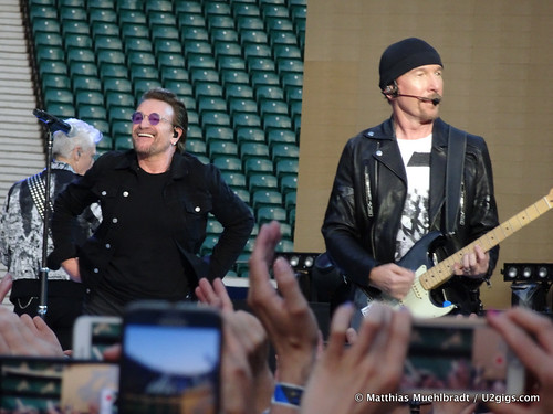 U2 London 2017-07-08