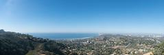 San Diego Skyline (Matt Battison) Tags: d5300 landscape mattbattison matthewbattison matthewbattisonphotography nikon nikond5300 photo photography usa unitedstatesofamerica america california cityscape mattbattisonphotography panorama panoramic sandiego sandiegoskyline sea skyline soledad