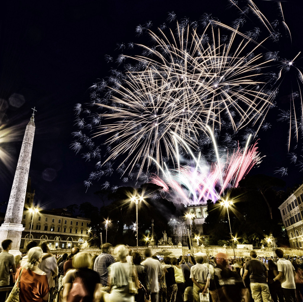 The World S Best Photos Of Fireworks And Roma Flickr Hive Mind
