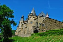 Schloss Bürresheim (ow54) Tags: bürresheim eifel schloss