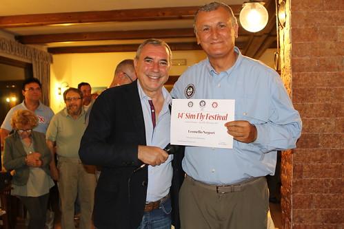 leonello negozi general manager Sim Fly Festival