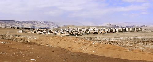 Cerro la Cruz - Miramar - Arica