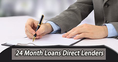 Are 24 Month Loans Feasible for People with Bad Credit History? (Big Loan Lender) Tags: 24 month loan bad credit months loans installment