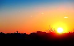 New York Sunset (dimaruss34) Tags: newyork brooklyn dmitriyfomenko image sky sunset