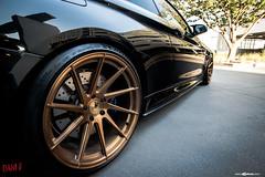 bmw-f82-m4-m621-brushed-antique-bronze-wheels-5 (AvantGardeWheels) Tags: bmw f82 m4 brushed antique bronze 20inch m621 bimmer m5 m6 m2 m3 lowered fitment stance luxury directional agwheels avantgarde wheels agfunction agform