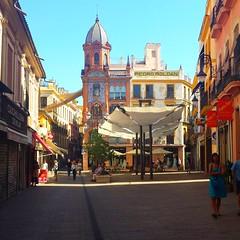 Plaza del pan (MwAce) Tags: plazadelpan sevilla seville spanien spain andalusia andalucía andalousie españa edificiopedroroldán joséespiau joséespiaumuñoz regionalismo