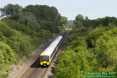 466043+465934_15-6-2017 (LinesideSouthEast) Tags: britain british bucolic bush bushes class465 class466 electric electricmultipleunit emutrain english foliage greatbritain green leaves moderntrain networker passengertrain rail railroad railway railways rural southeasterntrains thirdrail track tracks train trains transport tree treelined trees uk unitedkingdom vegetation