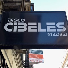 Disco CIBELES MADRID (frankrolf) Tags: cibeles customstop disco madrid