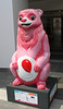 The Bear that Cares (ahisgett) Tags: birmingham children's hospital charity wild art big sleuth 2017 bearmingham bear sculpture street