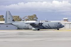 Royal Australian Air Force (A97-440) Lockheed Martin C-130J Hercules taxiing at Wagga Wagga Airport (2) (Bidgee) Tags: raaf royalaustralianairforce lockheedmartinc130jhercules c130h a97440 yswg waggawaggaairport