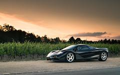 95 LM. (Alex Penfold) Tags: mclaren f1 95lm black grey supercars supercar super car cars autos france bordeaux 2017 alex penfold