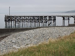 Trefor (Christopher West) Tags: llwybrarfordircymru walescoastpath llyn trefor pier