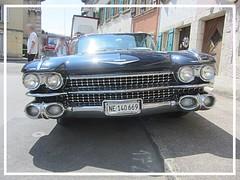 Cadillac Eldorado Coupé, 1959 (v8dub) Tags: cadillac eldorado coupé 1959 schweiz suisse switzerland american gm pkw voiture car wagen worldcars auto automobile automotive old oldtimer oldcar klassik classic collector v8