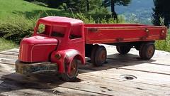Berliet TLR jouet bois (Stefho74) Tags: stefho74 berliet lkw trucks old models miniature toys vintage truck camions anciens jouets jouet wooden toy jura