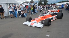 Retro F1 Cars Returning to the Paddock, Turbo Era and Beyond, Goodwood Festival of Speed (f1jherbert) Tags: nikon coolpix s9700 goodwood festival speed