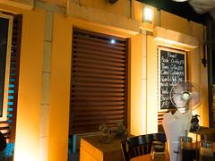 P7151084 (tatsuya.fukata) Tags: thailand samutprakan cabanagarden restaurant italian food