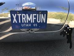XTRMFUN (Jeff Weissman Photography) Tags: license plates