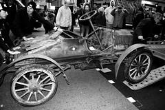 I love cars! (wairua.photography) Tags: oldcar classiccar blackandwhite abw