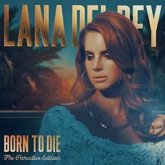 Lana Del Rey - Born to Die Paradise Edition (x-LaydeeRissa-x) Tags: lanadelrey lana del rey borntodie paradiseedition cd cover cdcover alternate laydeerissa clarissa