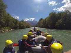 GOPR0026 (Mountain Sports Alpinschule) Tags: mountain sports zillertal rafting ziller