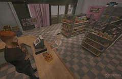 #101 Can i get this donut and your number, please... (https://putintheburnbook.blogspot.mx/) Tags: mossu the epiphany seasons store kustom9 emarie entwined ninety alexander dash