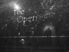 the open (taylorjeong) Tags: open night window dusk black white bw em1
