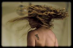 velvet monkey (p.X.a) Tags: hair arty