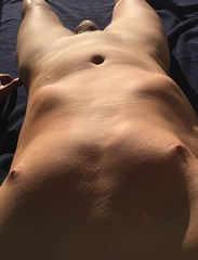 front (thinnud) Tags: sunbathing nude naked nackt fkk nudebeach male