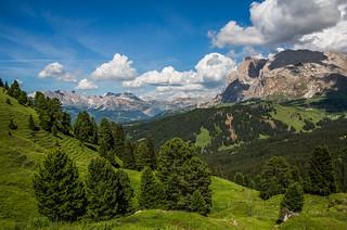 Seiser Alm / Alpe di Siusi / Mont Sëuc