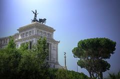 Monumento Nazionale a Vittorio Emanuele II (CloudPhotoz) Tags: monument monumento nazionale national victor emmanuel ii rome italie roma italia historique historical ancien ancient old vieux