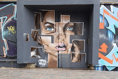 Memory (HBA_JIJO) Tags: streetart urban graffiti vitry vitrysurseine art france artist hbajijo wall mur painting aerosol peinture portrait paris94 spray mural woman bombing girl andrewwallas