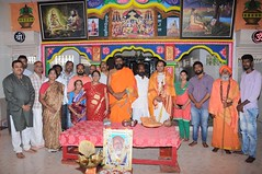 A Longest Duration Audio DVD SRI GURUSAMHITAA, Sung By Chinmaya M.Rao Releasing Event Photos (124)