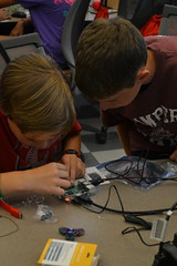 DSC_9267 (Caruth Institute for Engineering Education) Tags: stem programming scratch smu lyleengineering middle school raspberry pi