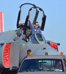 Mc Donnell Douglas F-4E Phantom II (Fleet flyer) Tags: mcdonnelldouglasf4ephantomii mcdonnelldouglasf4e f4ephantomii mcdonnelldouglas phantom spook doubleugly fighter douglas f4e greekairforce greece hellenicairforce πολεμικήαεροπορία polemikíaeroporía royalinternationalairtattoo riat gloucestershire raffairford